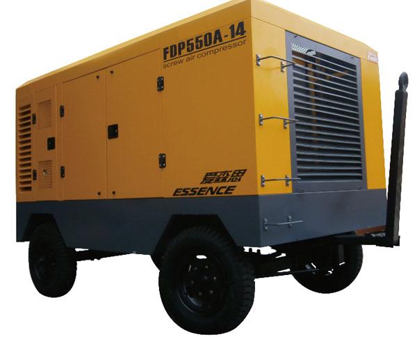 爱森思FDP系列柴油移动压…