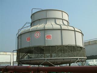 LBCM圆型逆流式冷却塔