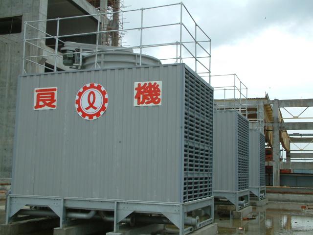 LCCM-N型密闭式冷却塔