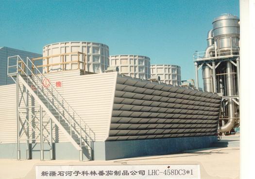 LHC-工业用横流式冷却塔