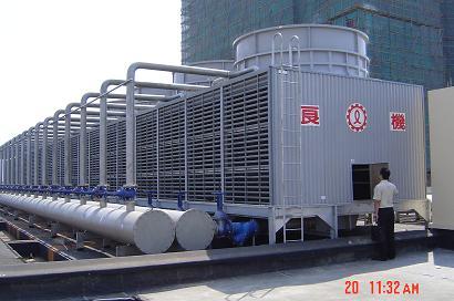 LRCM-HS方型横流式冷却塔