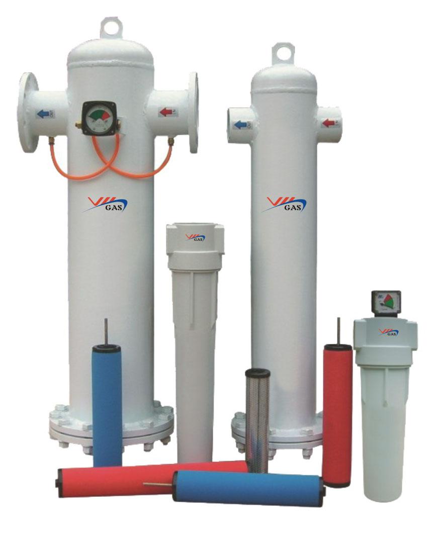 WLT压缩空气粗密过滤器