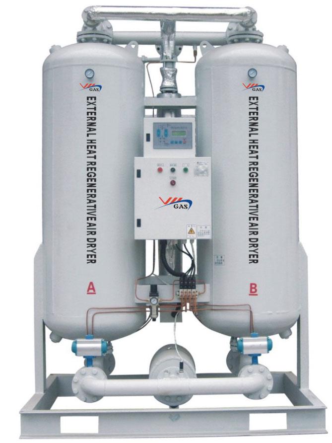 沃伦特微热型吸附式干燥机